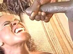 Black slut have best sex