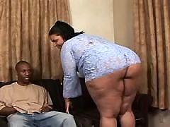 Lusty ebony mamas fucked hard