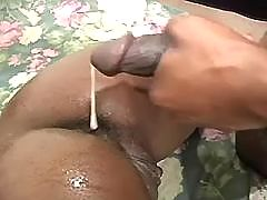 Hot ebony chicks in xxx video